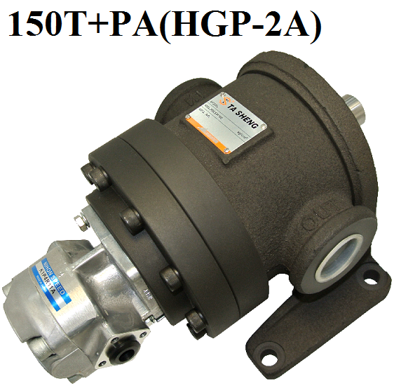 50T,150T,+S系列<br>高低壓型組合幫浦 2