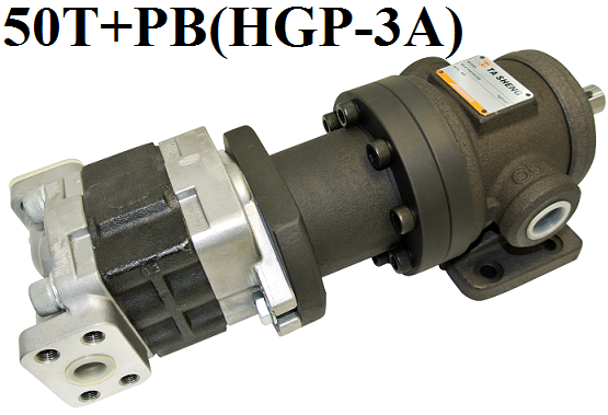 50T,150T,+S系列<br>高低壓型組合幫浦 3