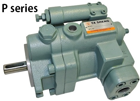 P & PP series / High Pressure variable Displacement (Dobule)  Pistor Pump 1