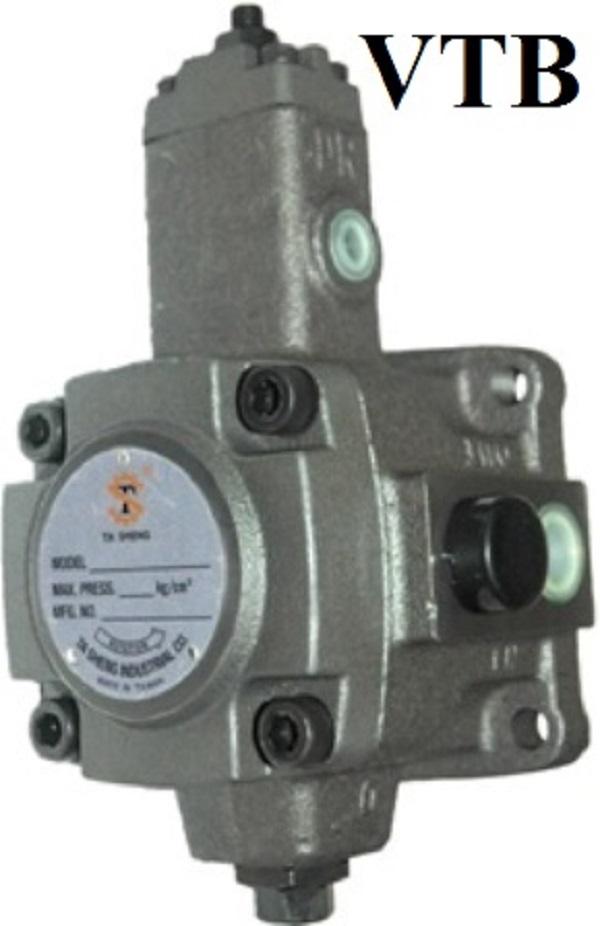 VTN,VTB series / Variable Displacement Vane Pumps 2